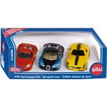 Sports Car Gift Pack (Set of 3)