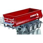 Remote Controlled Schmitz Tipping Trailer 2.4GHz - Remote Control Series from SIKU - 1:32 scale  (SIKU 6727)