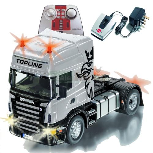 Siku 6728 6724 Scania Topline Truck With 2 4ghz Remote