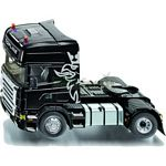 Scania Topline Truck 2.4GHz - Black (NO Remote Control Handset) - Remote Control Series from SIKU - 1:32 scale  (SIKU 6729)