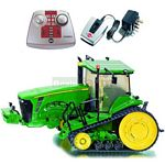 John Deere 8430T Tracked Tractor with 2.4GHz Remote Control - Remote Control Farm Series from SIKU - 1:32 scale  (SIKU 6763/6762)