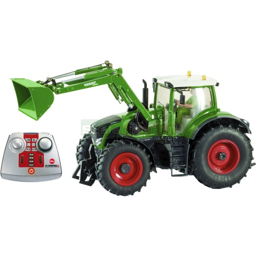 Fendt 939 Cargo Tractor with Front Loader (2.4 GHz with Remote Control Handset) (SIKU 6769)