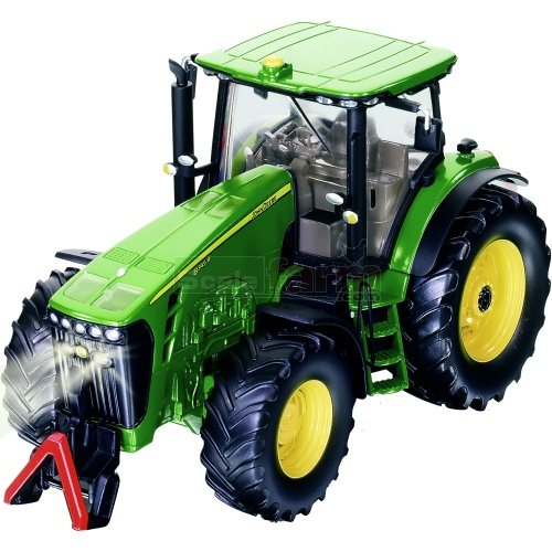 John Deere 8345R Tractor with Battery and Charger (2.4 GHz NO Remote Control Handset) (SIKU 6771)