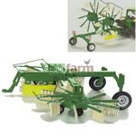Remote Controlled Krone Swadro 900 Whirl Rake (Lateral Swather) - Remote Control Farm Series from SIKU - 1:32 scale  (SIKU 6782)