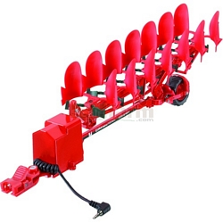 Remote Controlled Vogel & Noot Reversible Plough - Remote Control Farm Series from SIKU - 1:32 scale (SIKU 6783)