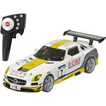 Mercedes SLS AMG GT3 Radio Controlled Car Set (2.4 GHz with Remote Control Handset) (SIKU 6821)