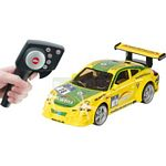 Porsche 911 GT3 RSR Radio Controlled Car Set (2.4 GHz with Remote Control Handset) (SIKU 6822)