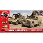 British Forces Land Rover Patrol Set - Airfix Model Kits  (Airfix 06301)