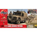 British Forces WMIK and Snatch Land Rover Set - Airfix Model Kits  (Airfix 50121)