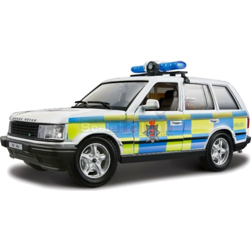 Range Rover - Security Team Police (Bburago 22060)