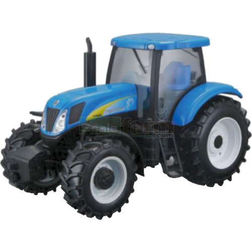 New Holland T7040 Tractor (Bburago 44065)