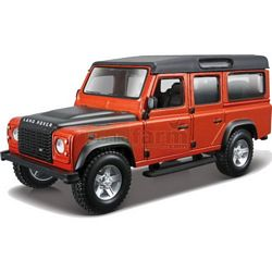 Land Rover Defender 110 - Metal Kit - Bburago die cast models - 1:32 Scale (Bburago 45127)