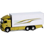 Volvo FH12 Box Trailer - Motorart Collectible Models - 1:50 Scale  (Motorart 13234)