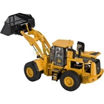 JCB 456 Wheel Loader ZX with Attachments - Motorart Collectible Models - 1:50 Scale  (Motorart 13367)