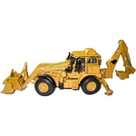 JCB HMEE Backhoe Loader (US Military Version) - Motorart Collectible Models - 1:50 Scale  (Motorart 13476)