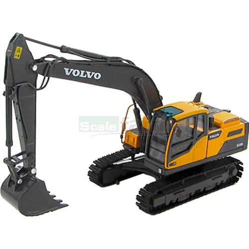 Volvo Ec 750 Excavator Specs: Volvo EC 220D Tracked Excavator