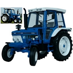 Ford 7610 2WD Tractor (2nd Gen) - MarGe Models Agricultural Miniatures - 1:32 Scale  (MarGe 1103)