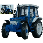 Ford 7610 4WD Tractor (2nd Gen) - MarGe Models Agricultural Miniatures - 1:32 Scale  (MarGe 1104)