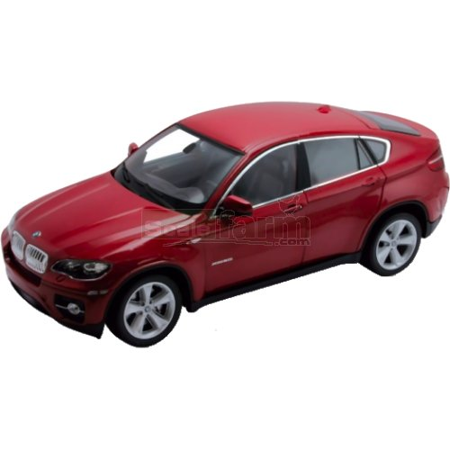 Bmw X6 Red: Welly 18031