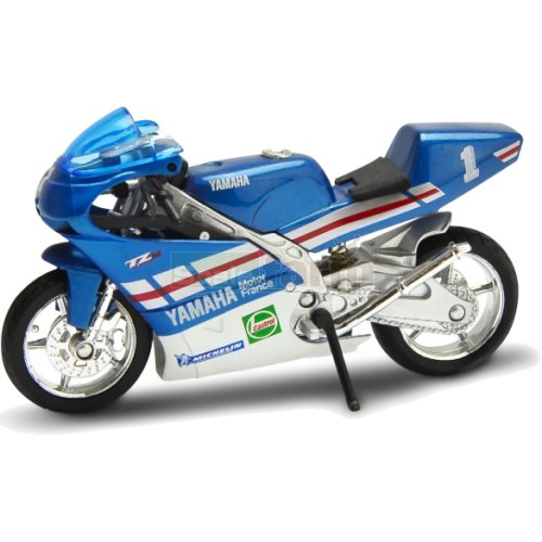 Yamaha TZ250M - 1994 (Blue/Silver) (Welly 19666)