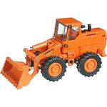 Hanomag B8 Wheel Loader - Orange - NZG Models 1:50 Series  (NZG 599)