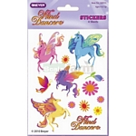 Wind Dancers - Sticker Sheets - Breyer Wind Dancers  (Breyer 100151)