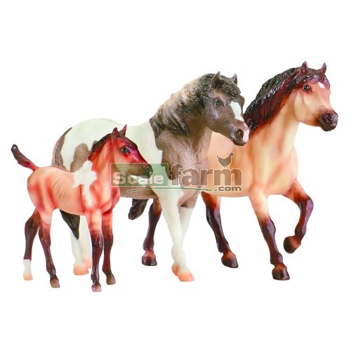 Pony Family Gift Set (Breyer 1263)