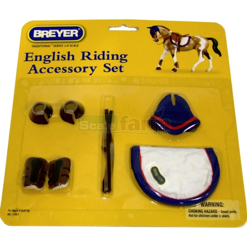 English Riding Accessory Set (Breyer 1383)