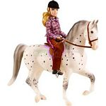 Let's Go Riding English Set - Breyer Traditional  - 1:9 scale  (Breyer 1409)