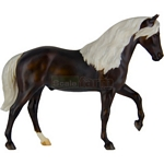Rocky Mountain Horse - Spirit of the Horse - Breyer Traditional  - 1:9 scale  (Breyer 1441)