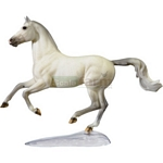 Cedric - Olympic Gold Medallist - Breyer Traditional - 1:9 scale  (Breyer 1467)