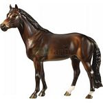 Ravel - USEF 2009 Horse of the Year - Breyer Traditional  - 1:9 scale  (Breyer 1475)