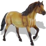 Highland Pony - Spirit of the Horse - Breyer Traditional - 1:9 scale  (Breyer 1483)
