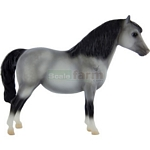 Shetland Pony - Spirit of the Horse - Breyer Traditional - 1:9 scale  (Breyer 1486)