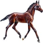 Zenyatta's First Colt - Spirit of the Horse - Breyer Traditional - 1:9 scale  (Breyer 1490)