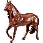 Topsails Rein Maker - Spirit of the Horse - Breyer Traditional - 1:9 scale  (Breyer 1492)