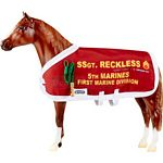 Sergeant Reckless - Spirit of the Horse - Breyer Traditional - 1:9 scale  (Breyer 1493)