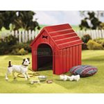 Dog House Play Set - Breyer Traditional Accessories - 1:9 scale  (Breyer 1508)