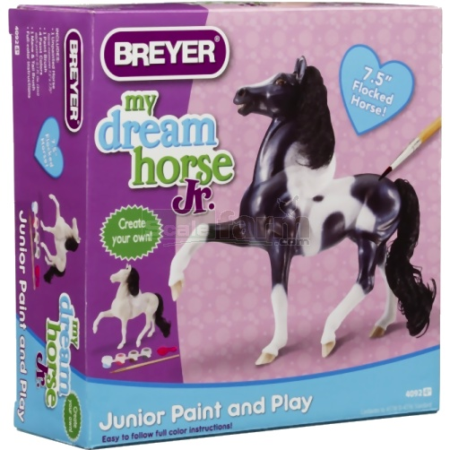 My Dream Horse Junior - Paint and Play (Breyer 4092)