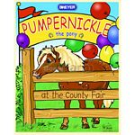 Pumpernickle Goes to the Fair - Breyer Craft & Games  (Breyer 4112)
