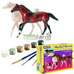Model Horse Paint Your Own Horse Activity Kit - Breyer Craft & Games  (Breyer 4114)