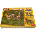 Breyer Jigsaw - Running Free 300 Piece - Breyer Craft & Games  (Breyer 46002)