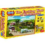 Breyer Jigsaw - The Exciting World Of Stablemates 1000 Piece - Breyer Craft & Games  (Breyer 46004)