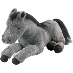 Pepper Grey Horse - Breyer Plush (Breyer 4823)