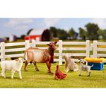 Stablemates Farmyard Friends Play Set - Breyer Stablemates - 1:32 scale  (Breyer 5365)