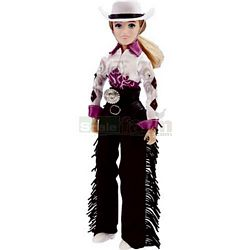 Figure - Cowgirl Taylor - Breyer Traditional Accessories - 1:9 scale (Breyer 541)