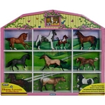 Stablemates Horse Lover's Collection - Breyer Stablemates - 1:32 scale  (Breyer 5412)