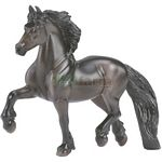 Stablemates Friesian Model Horse - Breyer Stablemates - 1:32 scale  (Breyer 5907)