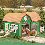 Stablemates Riding Academy - Breyer Stablemates - 1:32 scale  (Breyer 59202)
