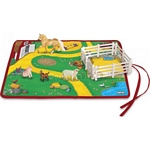 Roll & Go Farm Animal Play Mat - Breyer Stablemates - 1:32 scale  (Breyer 5931)